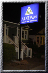 Adidam Bookstore and Cafe